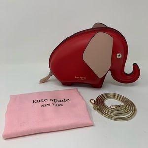 Kate Spade Tiny Elephant Crossbody Bag